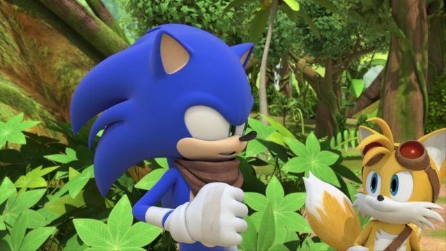 دانلود انیمیشن سریالی سونیک بوم (sonic boom) فصل 1 قسمت 11