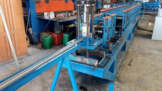 سازنده خط تولید دستگاه تیغه کرکره G 41*41 - آقایی 09111213439