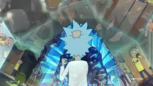 دانلود انیمیشن سریالی ریک اند مورتی (Rick and Morty) فصل 4 قسمت 1