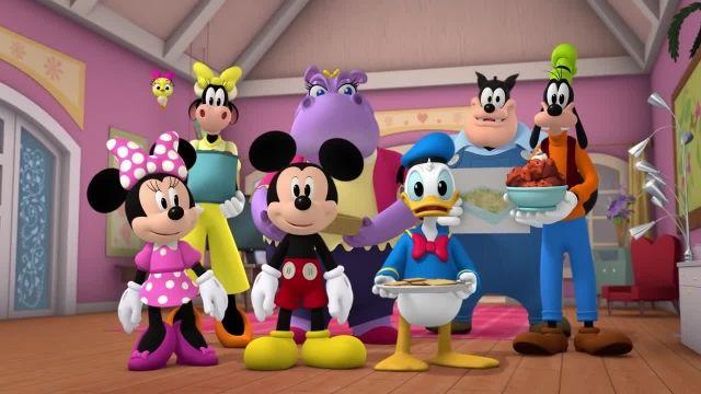 دانلود انیمیشن زیبای میکی موس (Mickey Mouse) این قسمت: روز شکرگذاری مبارک