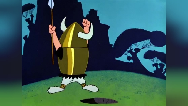 دانلود انیمیشن سریالی پلاتینیومی لونی تونز - فصل 1 قسمت 8