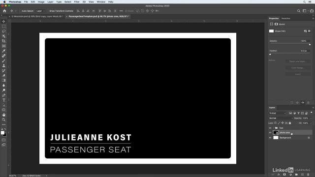 آموزش فتوشاپ برای عکاسان - جایگزین کردن محتویات درون یک smart object