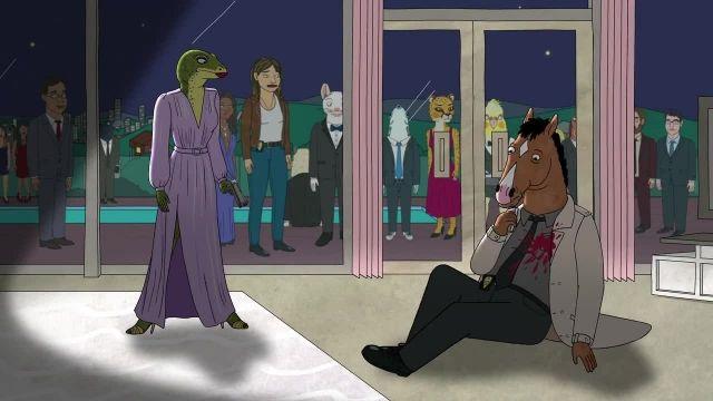 دانلود انیمیشن سریالی بوجک هورسمن (BoJack Horseman) فصل 5 قسمت 1