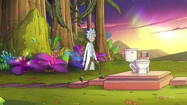دانلود انیمیشن سریالی ریک اند مورتی (Rick and Morty) فصل 4 قسمت 2