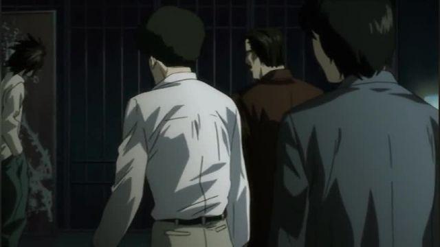 دانلود انیمیشن سریالی دفترچه مرگ (DEATH NOTE ) فصل 1 قسمت 8