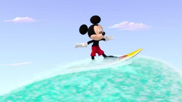 دانلود انیمیشن زیبای میکی موس (Mickey Mouse Cartoon) این قسمت: گشت و گذار میکی !