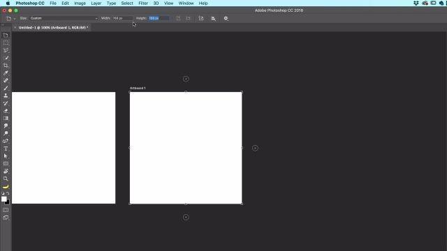 آموزش پیشرفته فتوشاپ -نحوه تنظیم یک فایل آماده برای طراحی الا وب سایت