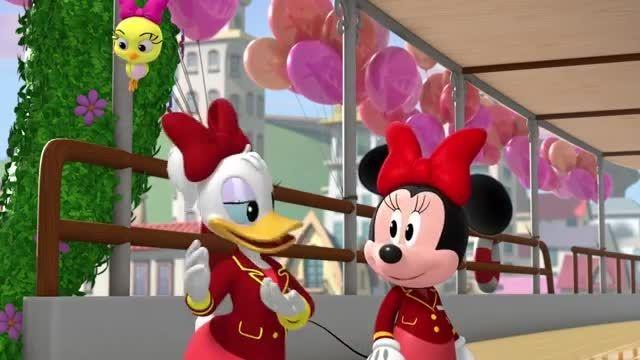 دانلود انیمیشن زیبای میکی موس (Mickey Mouse Cartoon) این قسمت: جشن روز ولنتاین