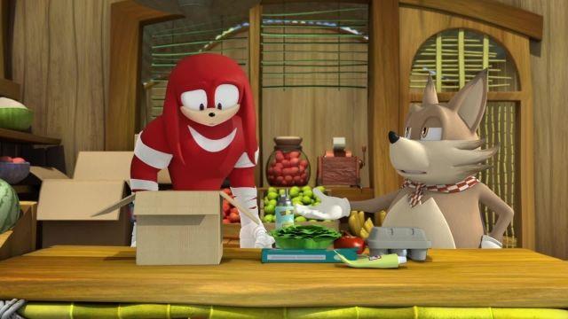 دانلود انیمیشن سریالی سونیک بوم (sonic boom) فصل 2 قسمت 16