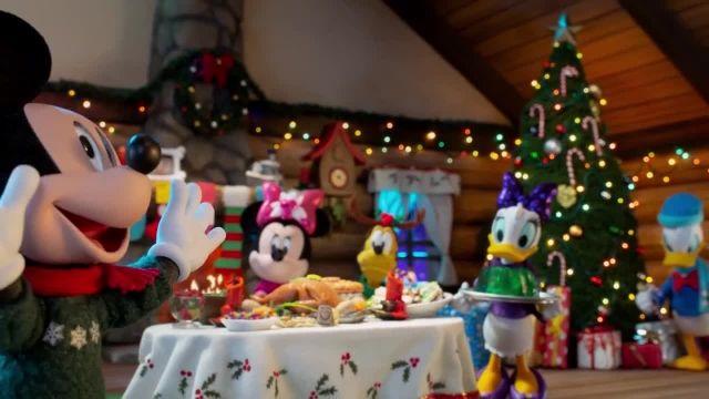 دانلود انیمیشن زیبای میکی موس (Mickey Mouse) این قسمت: تعطیلات برف جادویی