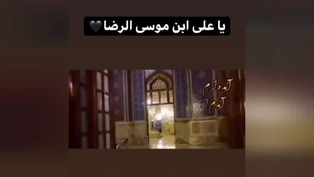 کلیپ بسیار زیبا و مذهبی درباره امام رضا (ع) برای وضعیت واتساپ !