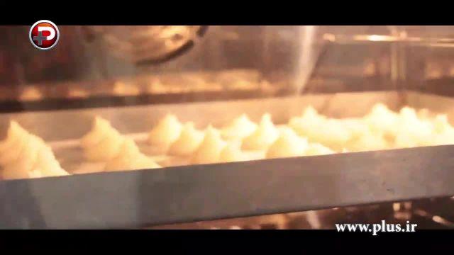 آموزش طرز تهیه شیرینی نارگیلی و سنتی بسیار خوشمزه و ساده در منزل