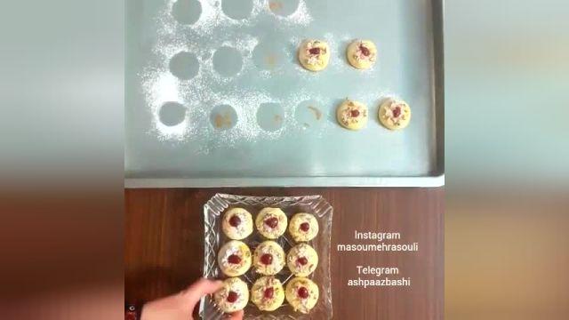 طرز تهیه شیرینی اسکار بسیار خوشمزه و آسان