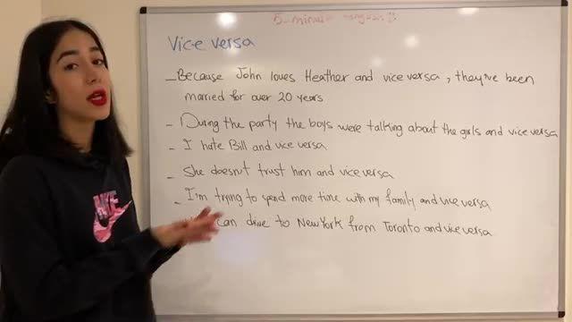 آموزش زبان انگلیسی در 5 دقیقه ! - عبارات انگلیسی پرکاربرد - بلعکس و برعکس