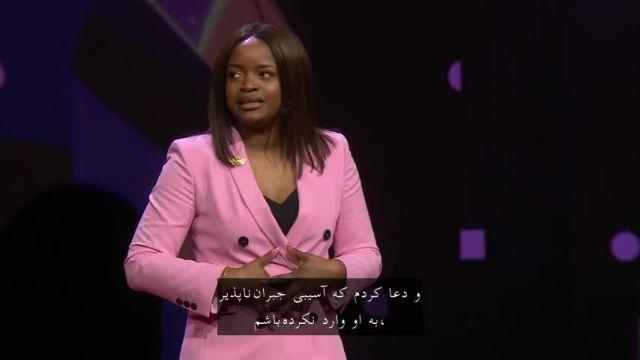 سخنرانی Ted درباره چگونگی بالا بردن اعتماد به نفس !