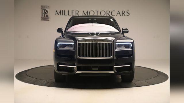 رولزرویس کالینان 2021 Rolls-Royce Cullinan