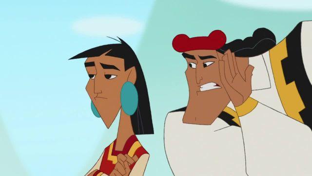 دانلود انیمیشن مدرسه جدید امپراطور فصل اول قسمت شش