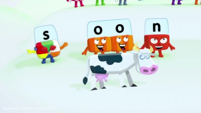 دانلود رایگان مجموعه آموزش زبان انگلیسی برای کودکان - قسمت 500