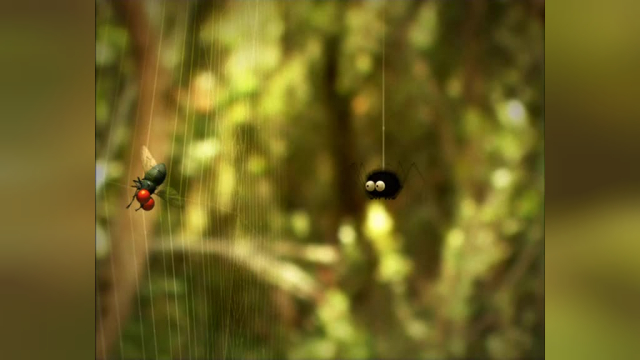 دانلود انیمیشن زندگی خصوصی حشرات قسمت شصت وشش