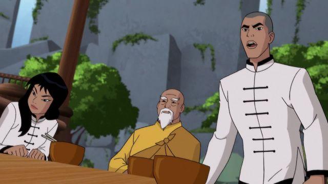 دانلود انیمیشن Batman Soul of the Dragon 2021 زیرنویس چسبید فارسی بتمن روح اژدها