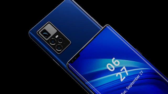 کانسپت گلکسی اس 30 Samsung Galaxy S30 Concept Teaser