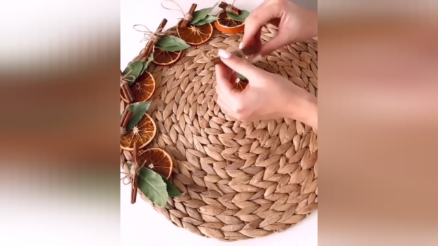 آموزش تصویری ساخت گیفت با میوه خشک بسیار شیک و زیبا !