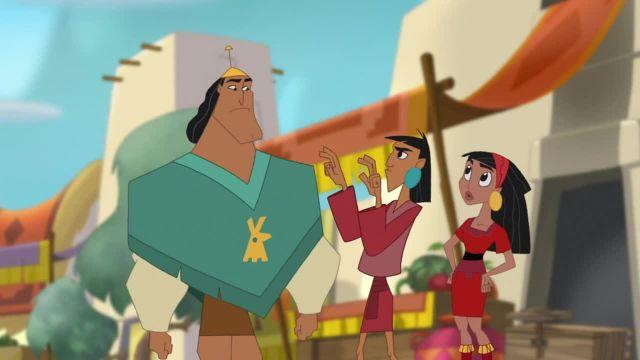 دانلود انیمیشن مدرسه جدید امپراطور فصل اول قسمت بیست و شش
