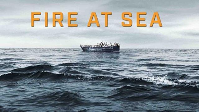 آتش در دریا (مستند)