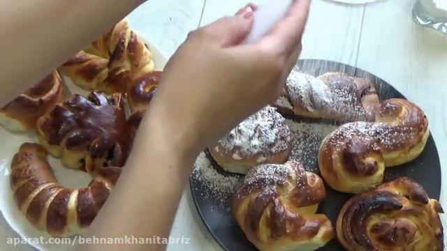 آموزش پخت و نان و شیرینی به سبک جدید آموزش آسان