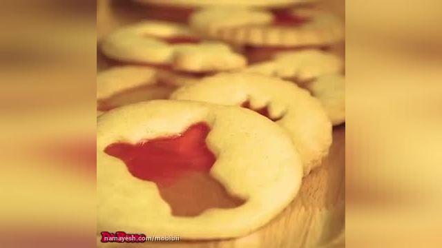 آموزش پخت کوکی های پاستیلی (متفاوت و خوشمزه)