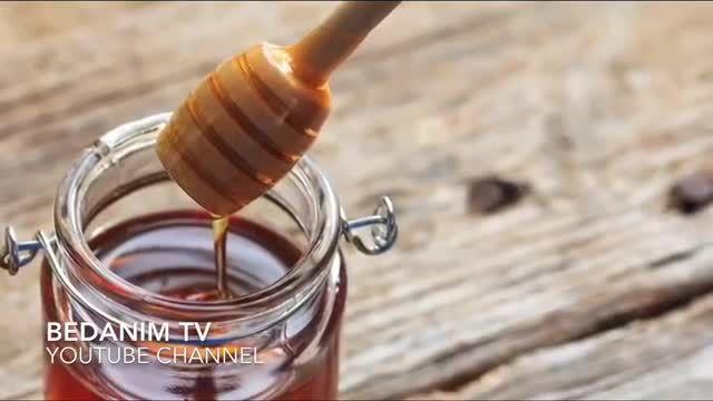 آموزش روش های خانگی تشخیص عسل طبیعی - استفاده زیاد عسل چه تاثیری برای بدن دارد ؟