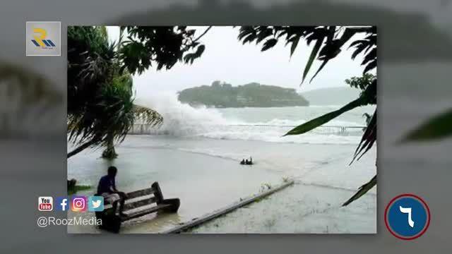 ده تا جزایری که به زودی ناپدید خواهند شد !