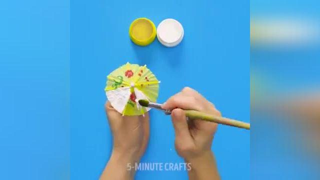 30 ایده و ترفند جالب و ارزان برای ساخت وسایل عروسک باربی در 5 دقیقه