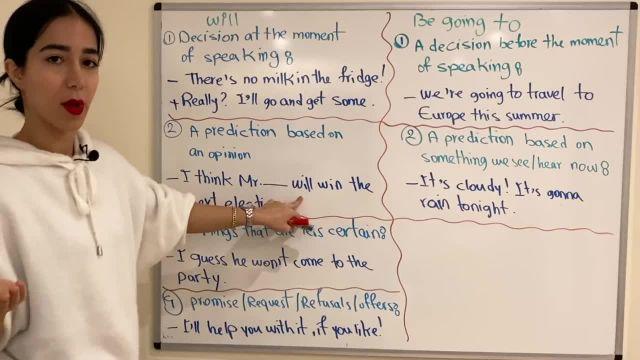 آموزش تصویری گرامر زبان انگلیسی - زمان آینده ساده در انگلیسی یا simple future