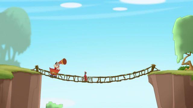 دانلود انیمیشن مدرسه جدید امپراطور فصل اول قسمت هفتم