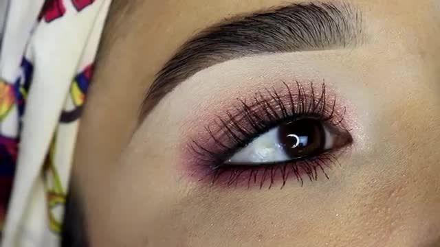 آموزش سایه چشم ساده دخترانه - ساده ترین راه برای طراحی سایه چشم
