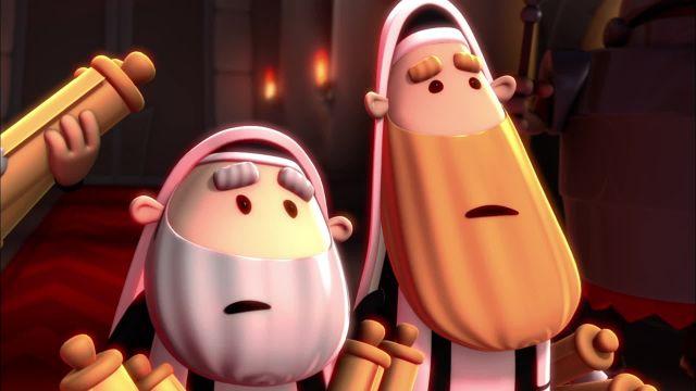 دانلود انیمیشن سه کیمیاگر The Three Wise Men با دوبله فارسی