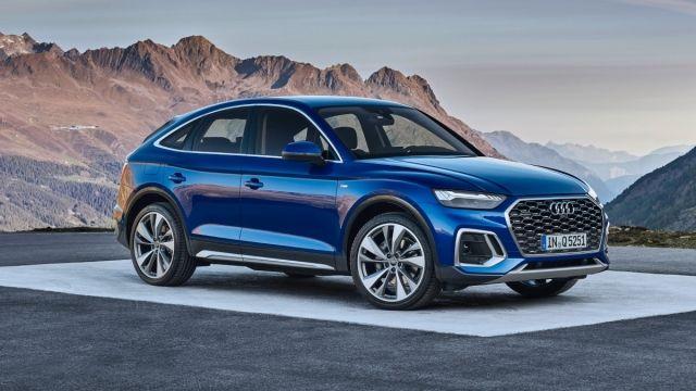 آئودی 2021 Audi SQ5 Sportback