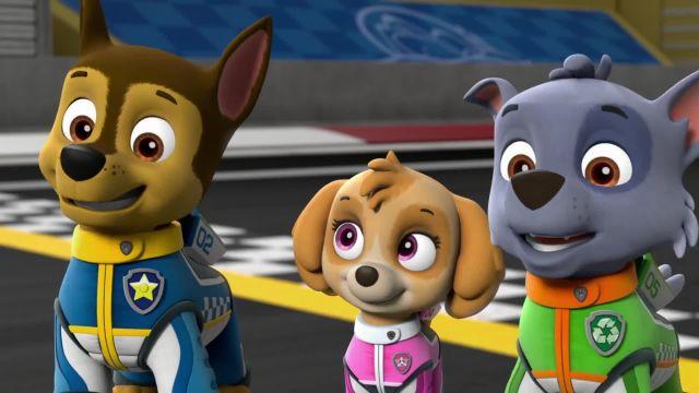انیمیشن سگ های نگهبان مسابقه نجات دوبله فارسی Paw Patrol Ready Race Rescue 2019