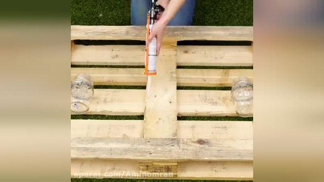 آموزش ساختن 27 کاردستی خفن و شیک تزیینی با چوب