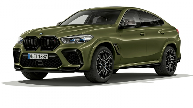 2020 BMW X6 M Competition بی ام و x6 2020