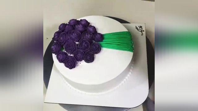 آموزش دیزاین و پخت کیک تولد و سالگرد