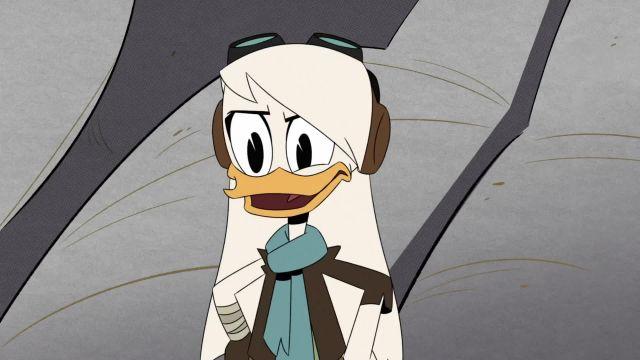 دانلود انیمیشن ماجراهای داک فصل 2 قسمت 7
