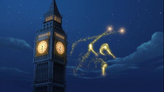 دانلود انیمیشن تینکر بل دوبله فارسی Tinker Bell 2008