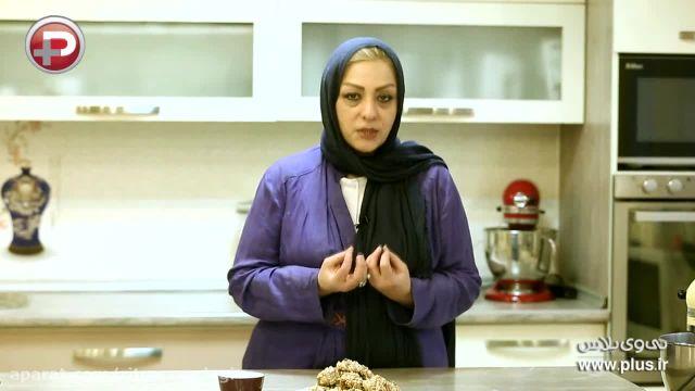 فیلم آموزش طرز تهیه انواع شیرینی فندقی جدید بسیار خوشمزه و ساده مخصوص عید