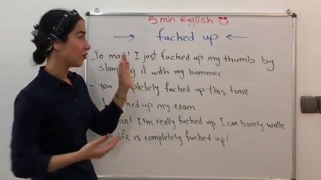 آموزش زبان انگلیسی در 5 دقیقه ! - انگلیسی حرف زدن کوچه بازاری