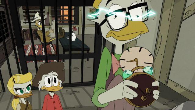 دانلود انیمیشن ماجراهای داک فصل 2 قسمت 9