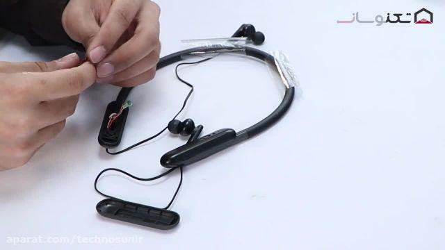 آموزش تصویری تعمیر کردن هنذفری بلوتوثی بسیار ساده !