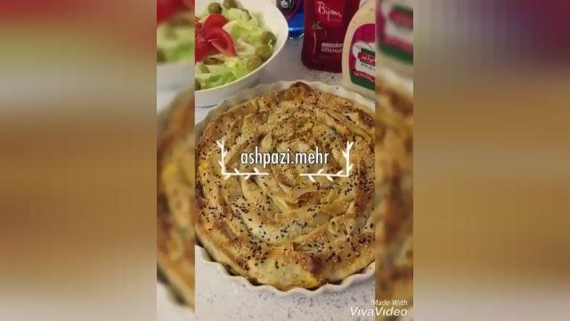 آموزش طرز تهیه بورک گوشت با ساده ترین تکنیک در خانه
