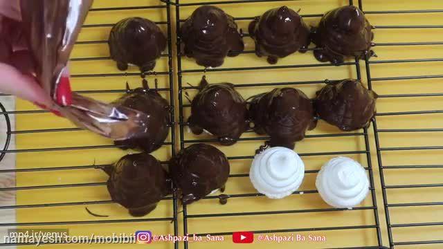 آموزش درست کردن بستنی زمستونی به سبک خانگی ( راحت و سریع)